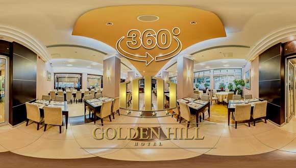Golden Hill Hotel Beograd - Virtuelna Tura